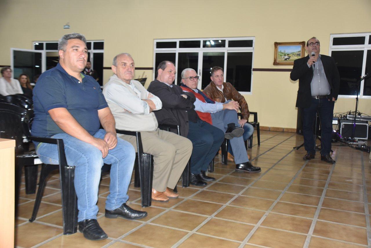 Evento de lançamento contou com as presenças de autoridades