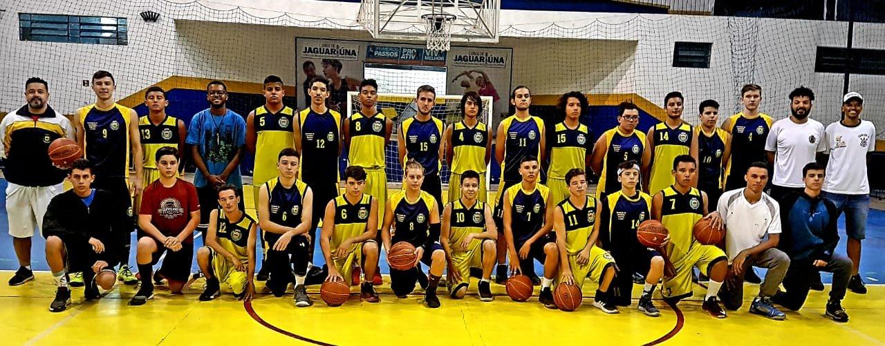 Jaguariúna conta com duas equipes nos jogos decisivos da competição