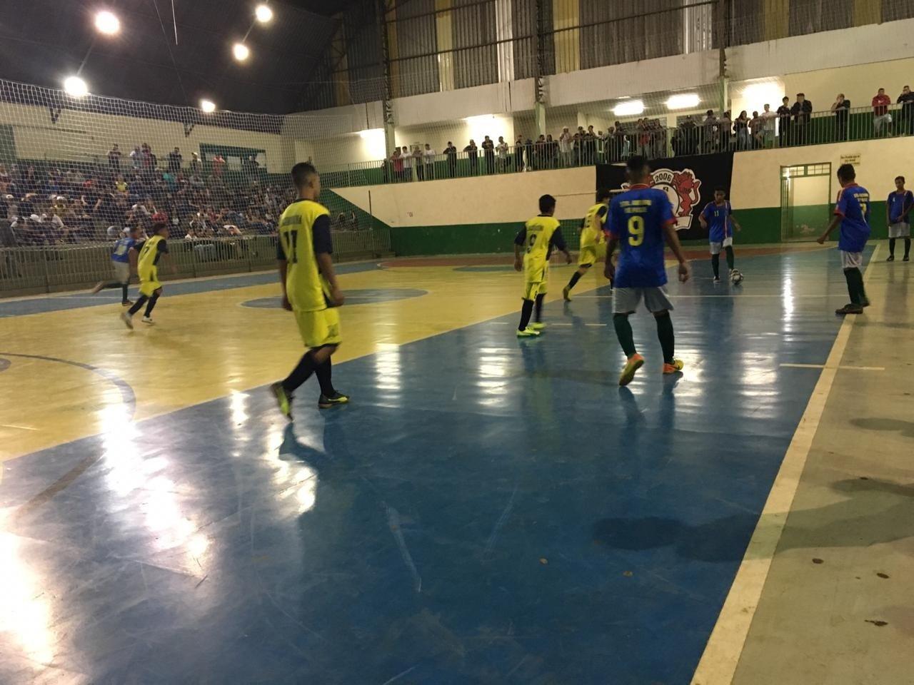 Futsal de Jaguariúna está fazendo bonito nos campeonatos