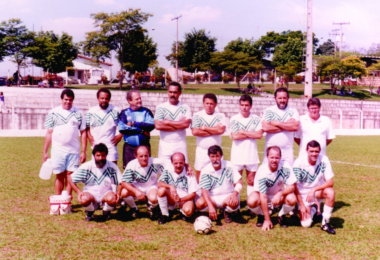 Uma das fotos antigas do Beira Rio que Amauri fazia questão de estar sempre divulgando