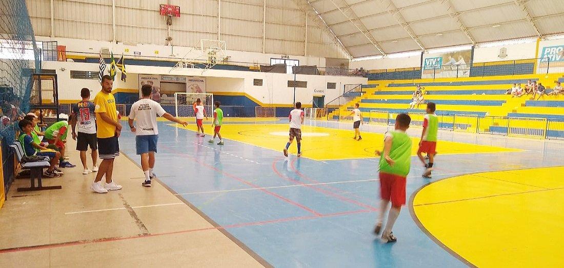 Jogos decisivos acontecem no dia 30 no ginásio Azulão