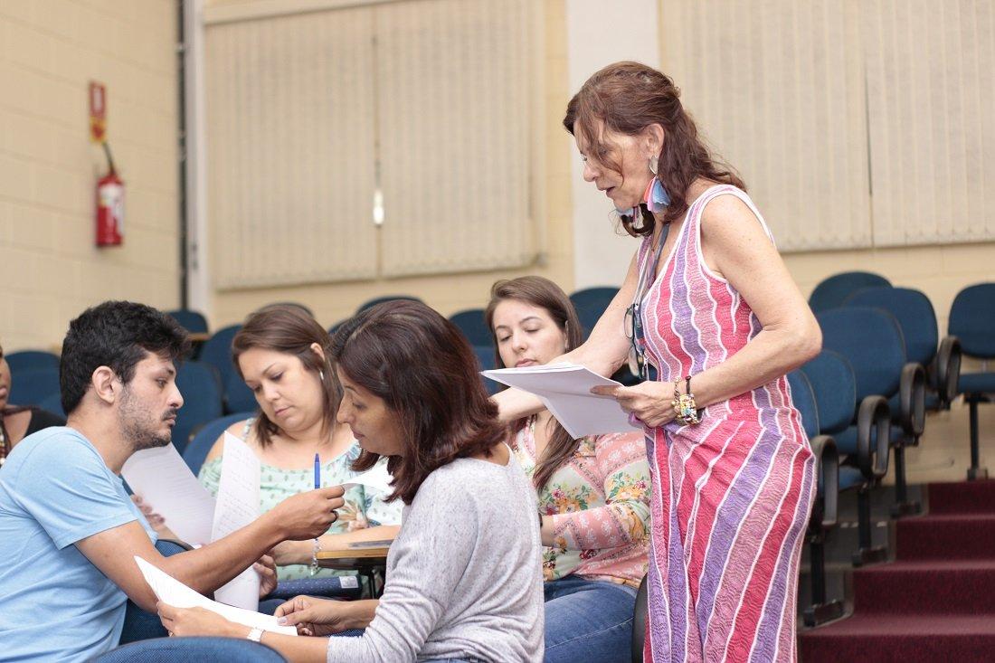 Cursos beneficiam mais de 200 profissionais da Educação