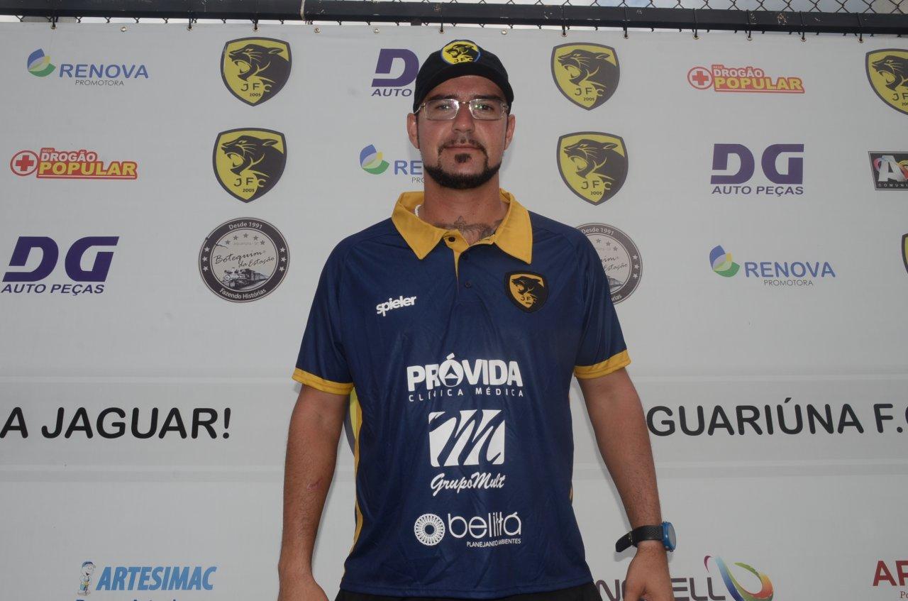 Técnico Rodriguinho comenta que equipe promete entrar focada para conquistar uma vitória no jogo desta quinta