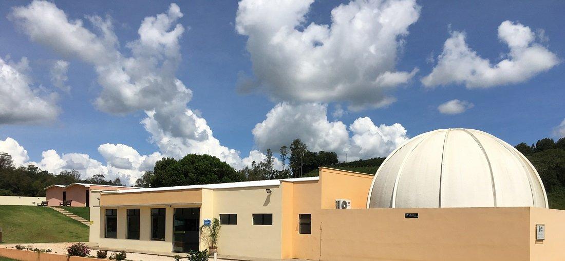 Polo Astronômico organiza evento neste final de semana (Foto Andreia Pereira)