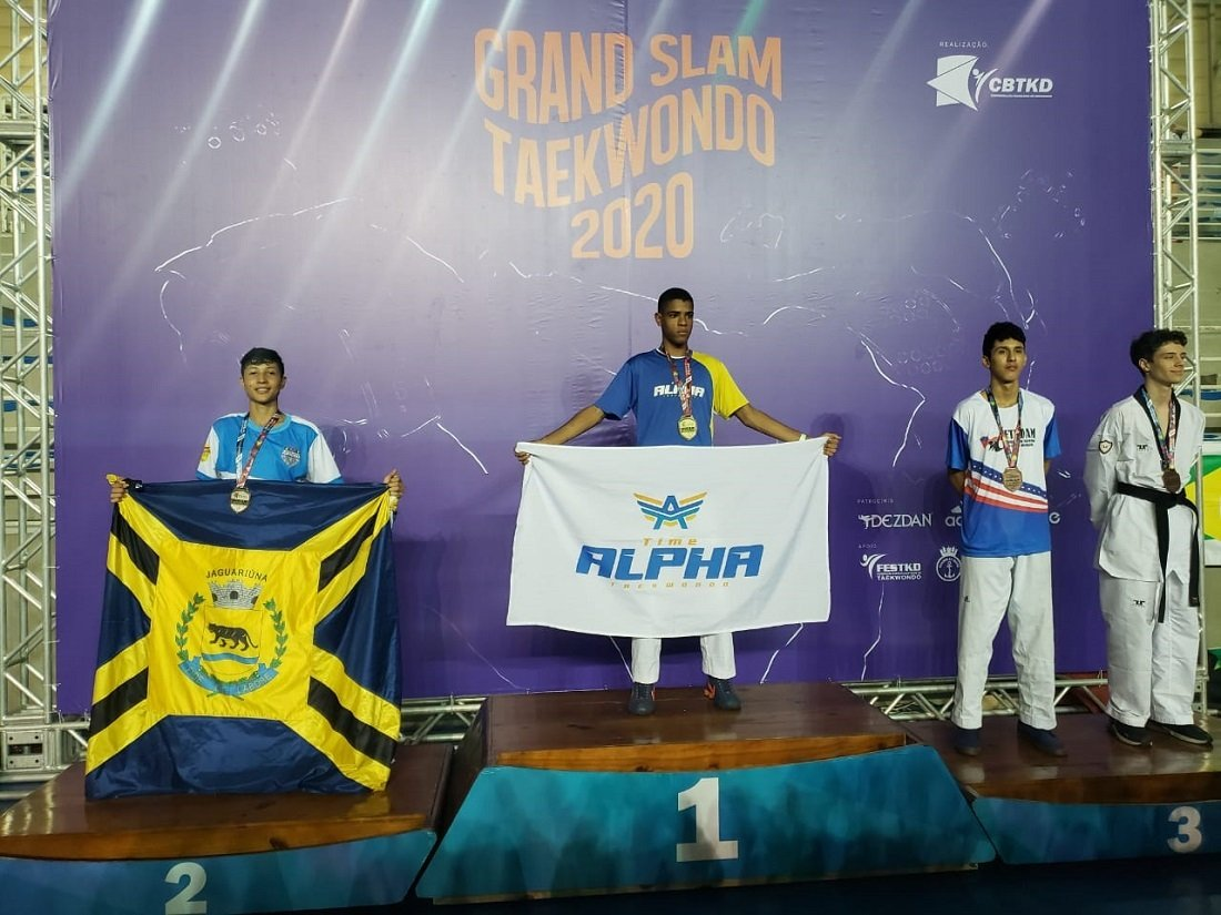 Davi Guilherme conquista medalha de prata e integra Seleção Brasileira