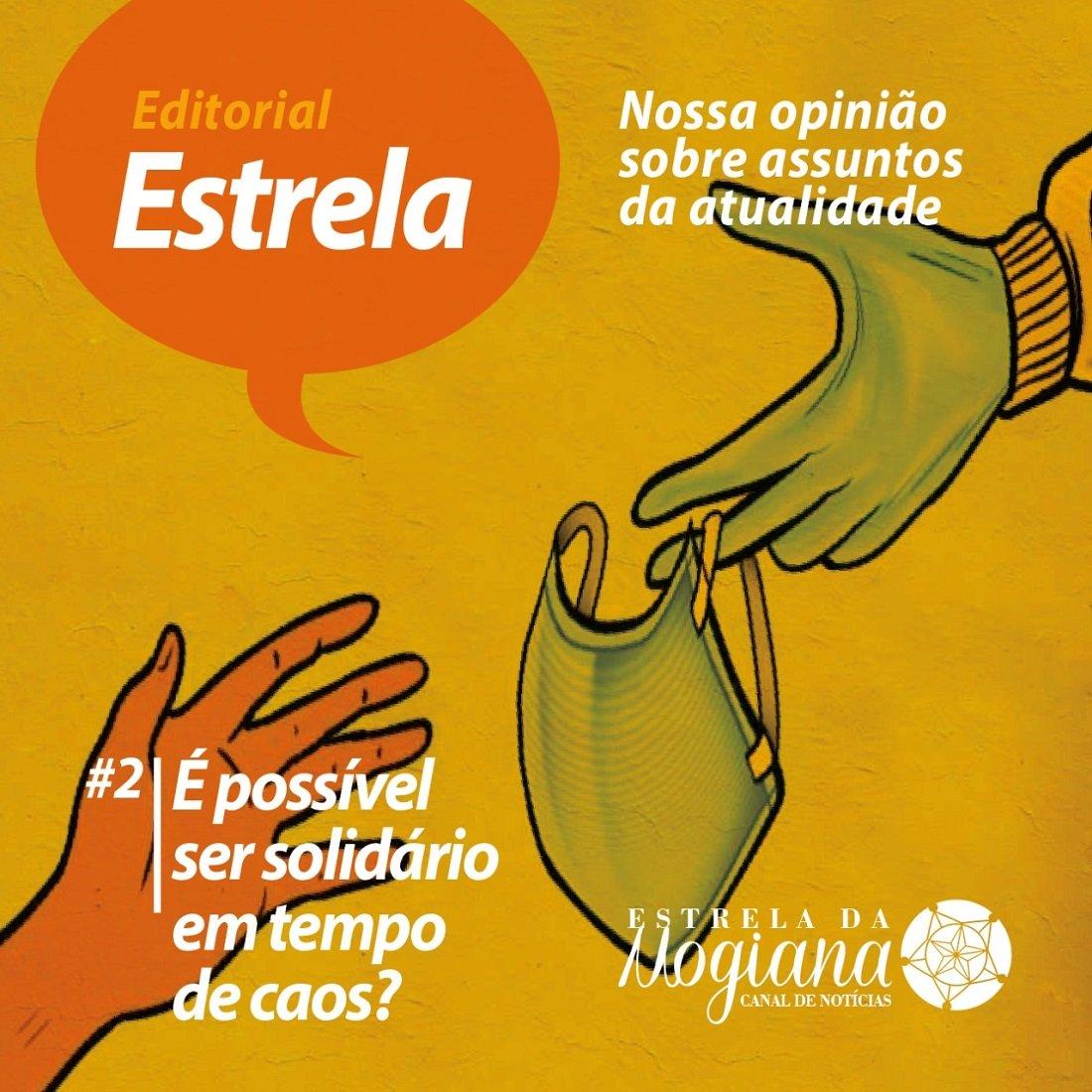 A união e solidariedade podem salvar vidas
