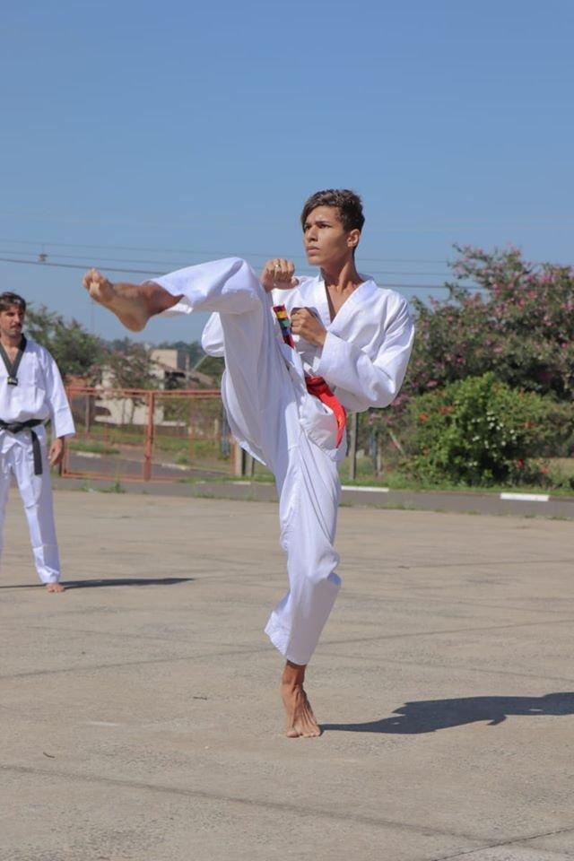 Caio é um dos destaques da temporada passada pela equipe de Jaguariúna