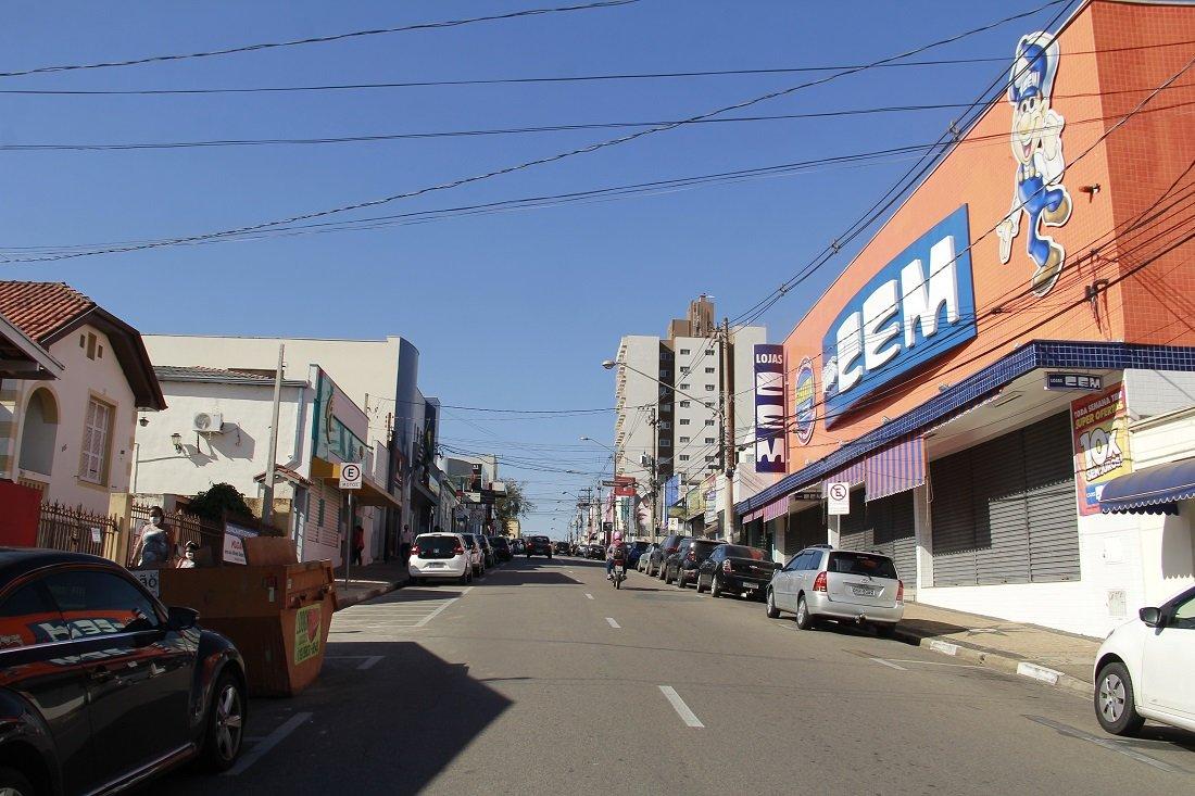 Comércio abrirá as portas na próxima segunda-feira (Foto Ivair Oliveira)
