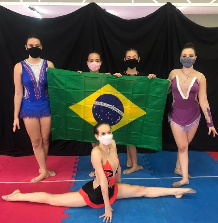 Equipe conquista sete medalhas de ouro