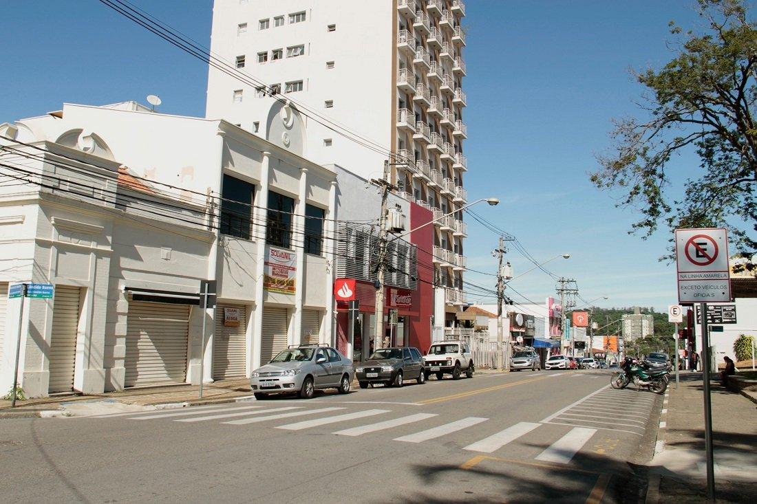 Jaguariúna está na pior fase de contaminação pelo coronavírus (Foto Ivair Oliveira)