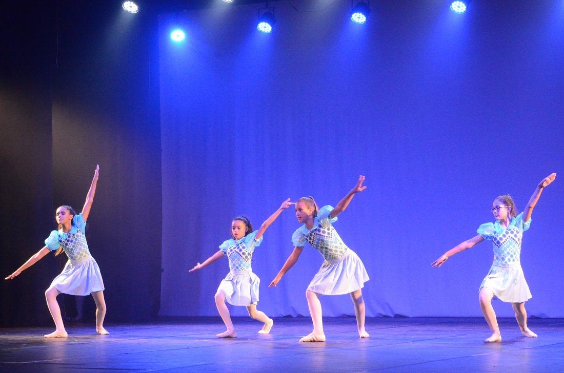 Dança é uma das modalidades dos festivais organizados pela Secretaria de Turismo e Cultura (Foto Gislaine Mathias)