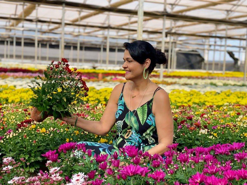 Especialista em flores e plantas ornamentais Ana Paula Lino destaca como cuidar das plantas