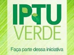 Incentivo fiscal busca valorizar as iniciativas referentes ao meio ambiente