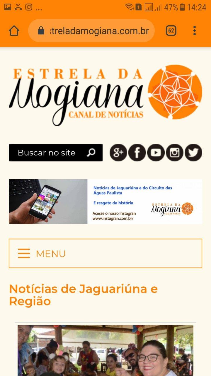 Site aposta em várias novidades para levar informação ao internauta