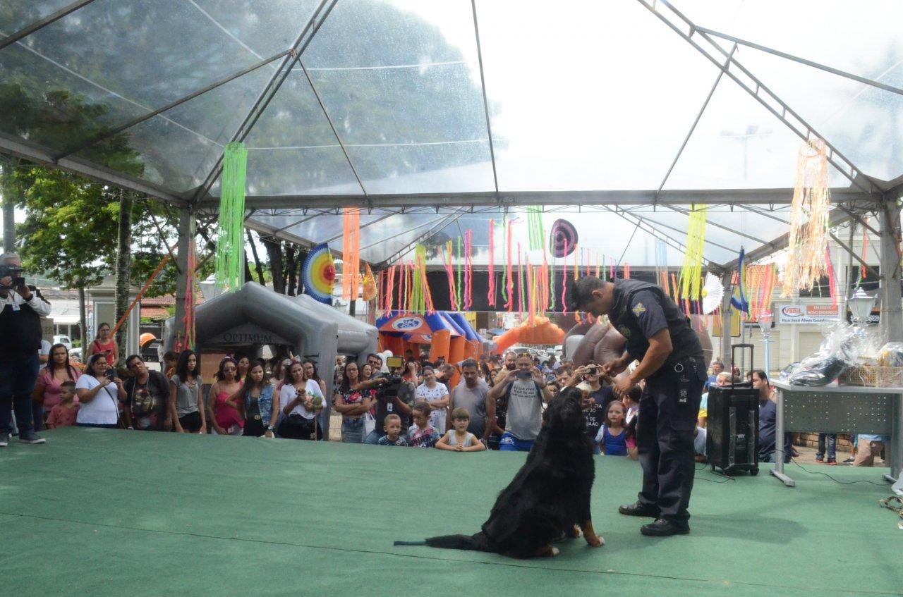 Evento contou com uma boa participação de público
