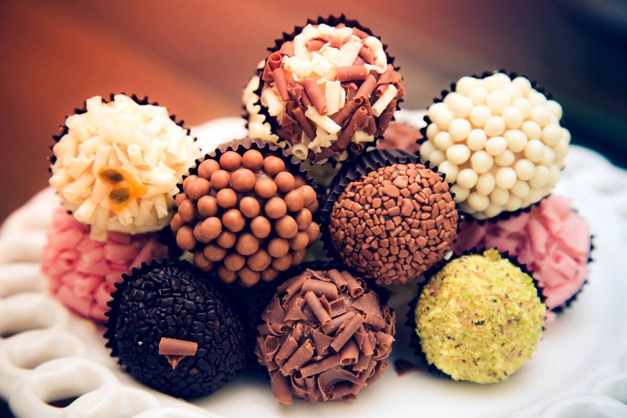 Moradores e turistas podem saborear as delícias de chocolate