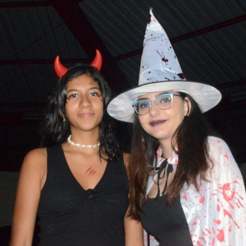 Halloween Teen