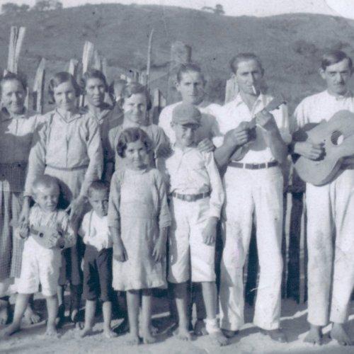Sisti é outra família que chegou no distrito e seus descendentes moram na cidade até os dias de hoje (Acervo Casa da Memória Padre Gomes)