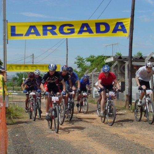 Esse tipo de competição era bastante comum de acontecer na cidade nos anos 2000 (Foto Gislaine Mathias)